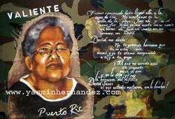 Valiente Mirta, 2009