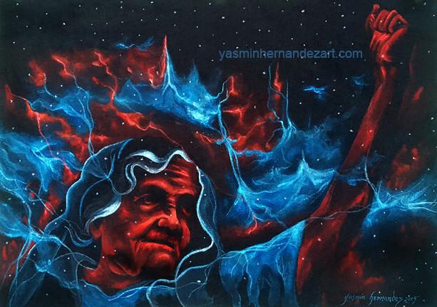 Nebula: Isabel Rosado