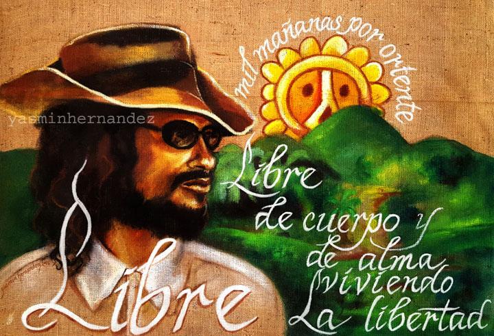 Libre (Draco Rosa), 2016