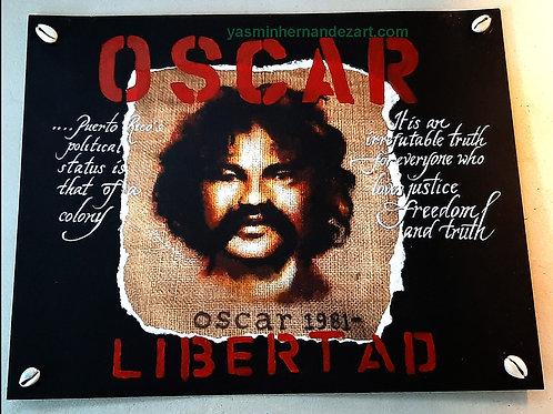 Oscar Lopez- Freedom Fetish