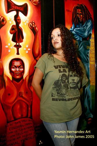 With Soul Rebels Fela and Bob