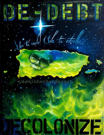 De-debt/ Decolonize