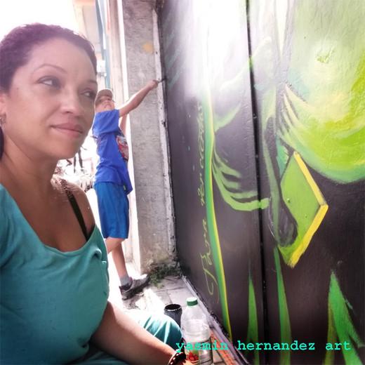 Yasmin Hernandez & Gabriel, CucubaNacion