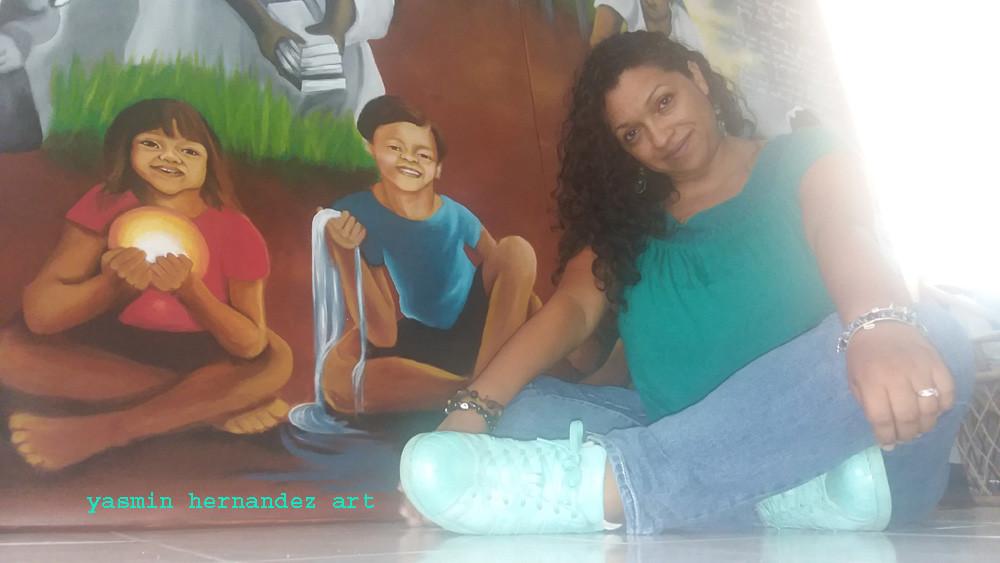 Love Lessons, Yasmin Hernandez