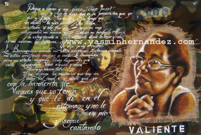 Valiente Mimita, 2009