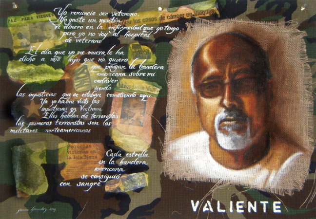 Valiente Millo, 2009