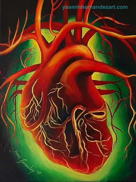 Corazón Luciernaga