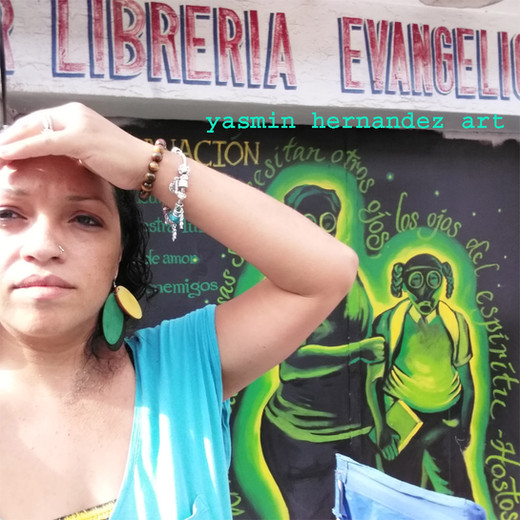 Yasmin and CucubaNación