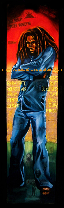 Lionized (Bob Marley) 2005