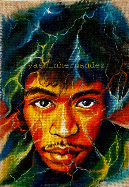 Voodoo Child (Jimi Hendrix), 2015