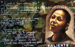 Valiente Zuleyka, 2009