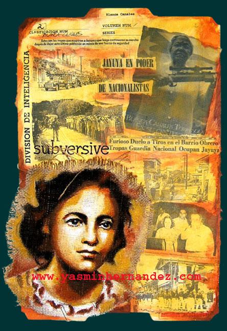 Carpeta: Blanca Canales, 2007
