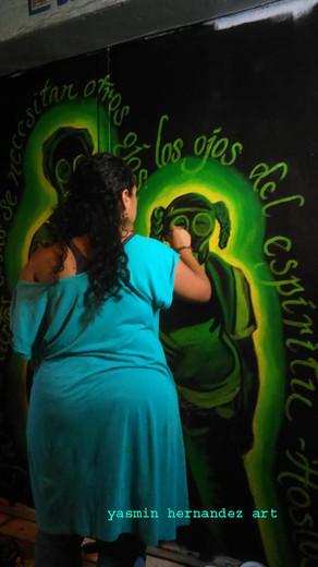 Painting CucubaNación