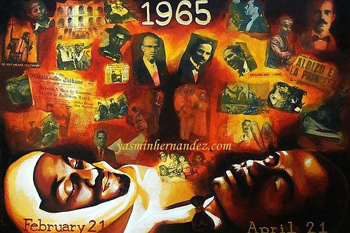 1965-Malcolm and Albizu