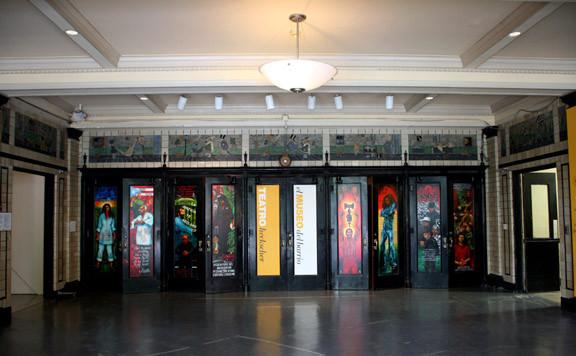 Soul Rebels at El Museo del Barrio