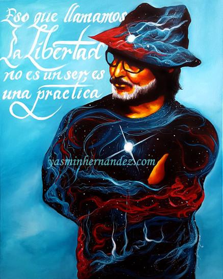 ...la libertad (Elizam Escobar)