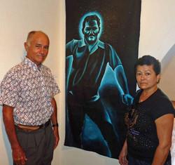 Angel Rodriguez Cristobal & siblings