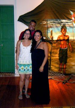 los padres de Yaurel, 2009