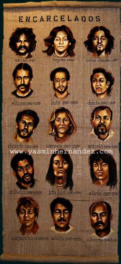 Encarcelados, 2007