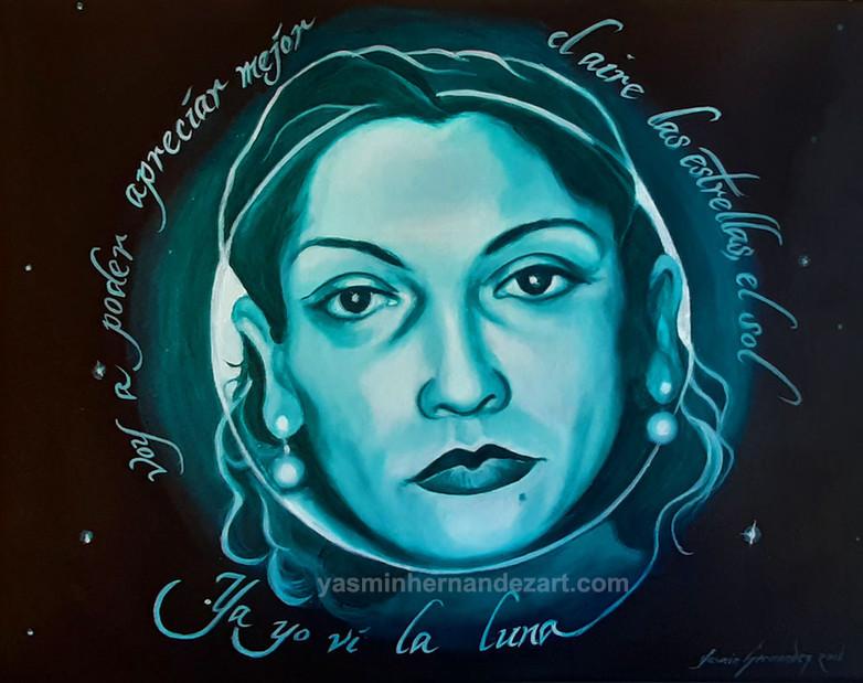 Ya yo vi la Luna (Lolita Lebrón(
