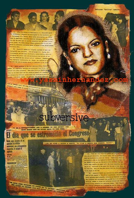 Carpeta: Lolita Lebron, 2007