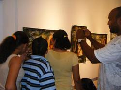 Jorge y familia, 2009