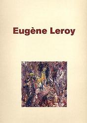 Renaud Camus ch'air in eugene leroy 1998