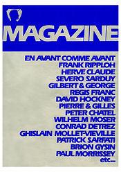renaud camus didier lestrade revue magazine homosexuel gay 1982