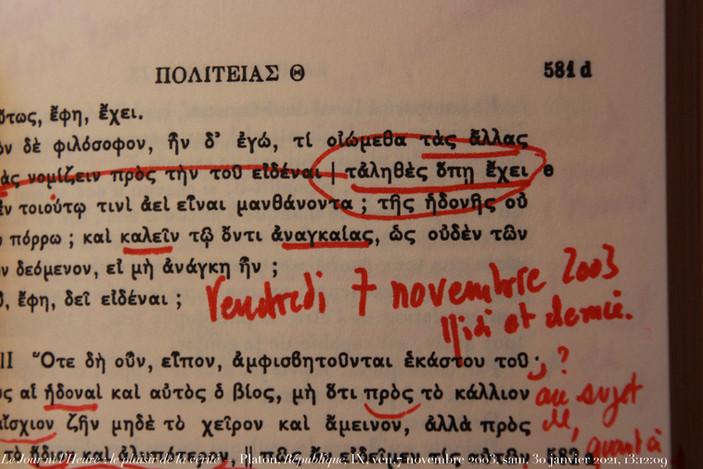 Platon, République