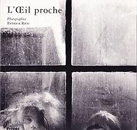 Renaud Camus in l'oeil propche patrick riou