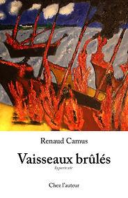 renaud camus vaisseaux brûlés hypertexte chez l'auteur