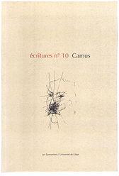 ecritures 10 renaud camus liege 1998