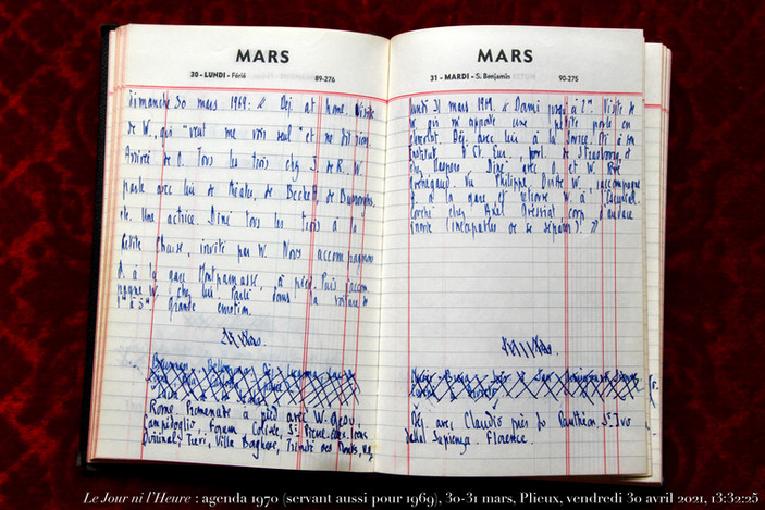 30 & 31 mars 1970
