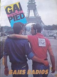 renaud camus la valse des étiquettes gai pied 42 1982