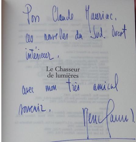Claude Mauriac