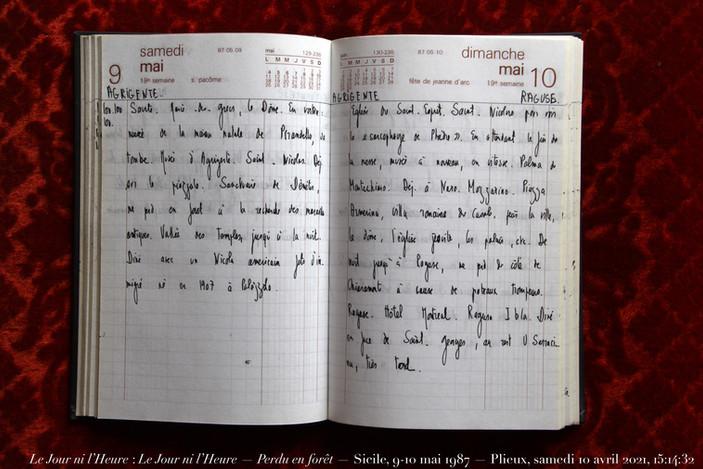 9 & 10 mai 1987