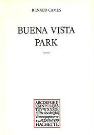 Camus-Renaud-Buena-Vista-Park-Livre-3544