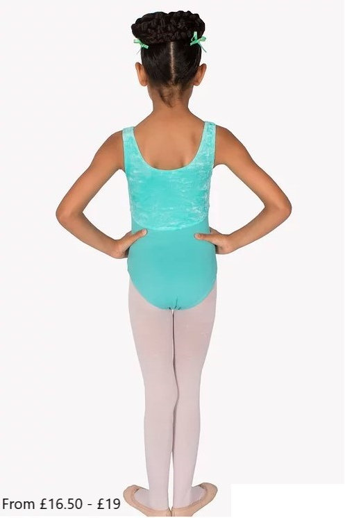 Ballet Mint Leotard