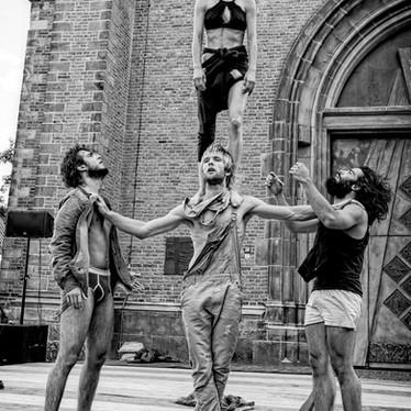 ©Nico Brons Spoffin Festival, Amersfoort, Holand