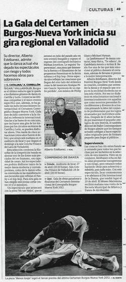 Journale El Norte de Castilla