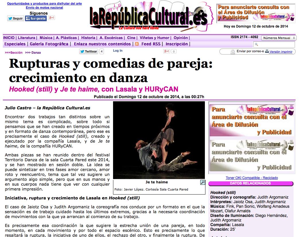La República Cultural. es