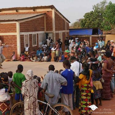 Festival Randez vous chez nous Bobo-Dioulasso, Burkina Faso 2016 ©Frédérique Monblanc