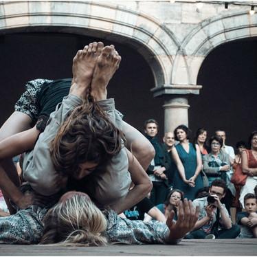 Festival Entrez dans la Danse Besançon, Francia ©Camille Dudoubs