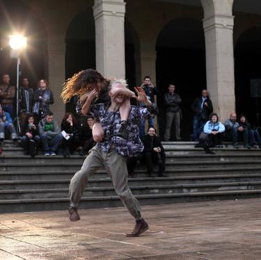 Festival Umore Azoka Leioa, España 2013 ©Elías Aguirre