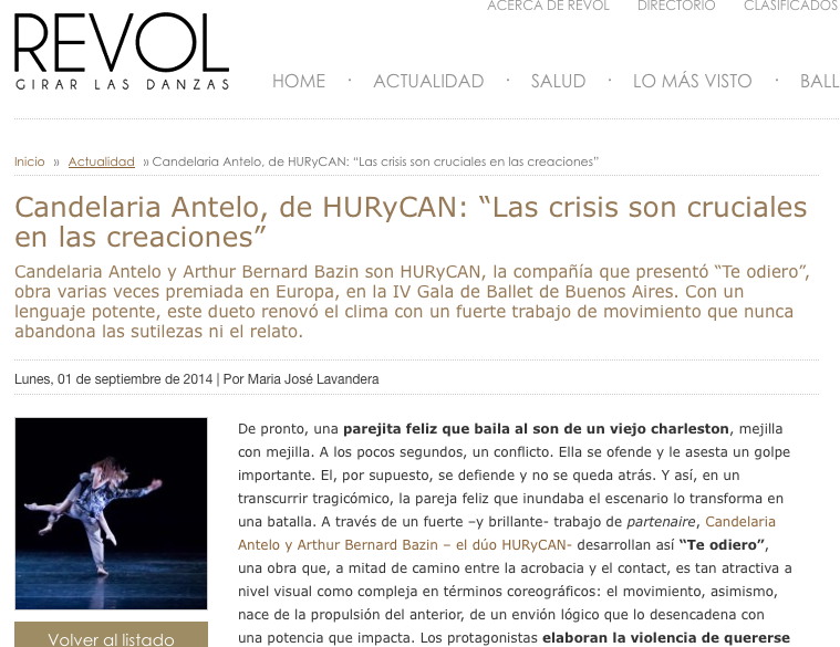 Revista Revol - magazine