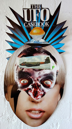 UFO CASE OF LADY GAGA