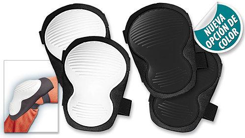 Protectores para Rodillas – 2 piezas Dos opciones de color: Blanco/Negro y Negro