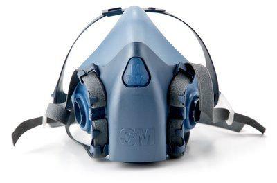 3M™ Respiradores de Media Pieza Facial Serie 7500