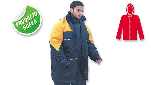 Chaqueta térmica impermeable para cuartos fríos – en Nylon