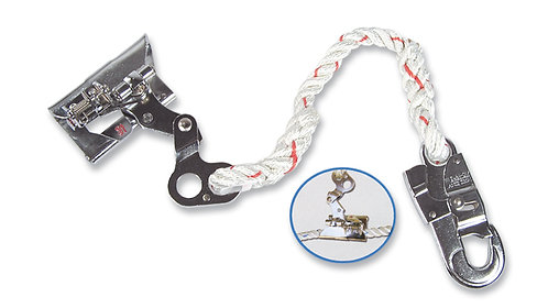 Arrestador de Caídas con Slinga de16mmø/37cm long•Freno para múltiples diámetros